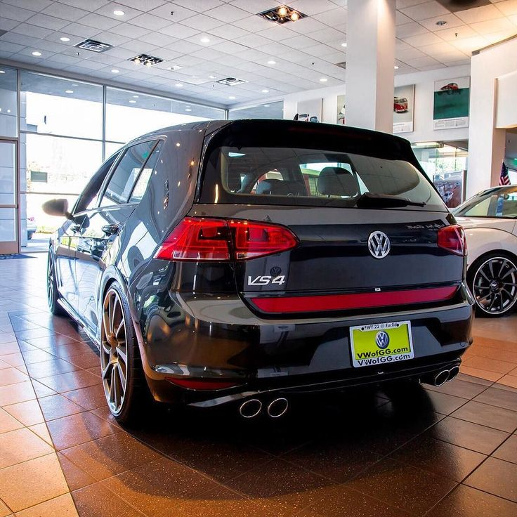 121 Best Images About Volkswagen Golf Gti MK7 On Pinterest