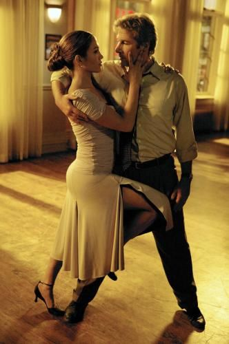 "Richard Gere and Jennifer Lopez in ""Shall We Dance"""