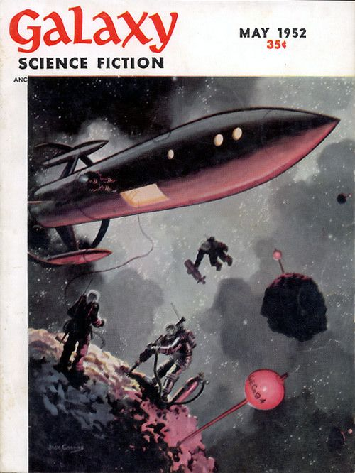 Galaxy Science Fiction (May 1952) by Jack Coggins | Flickr - Photo Sharing!