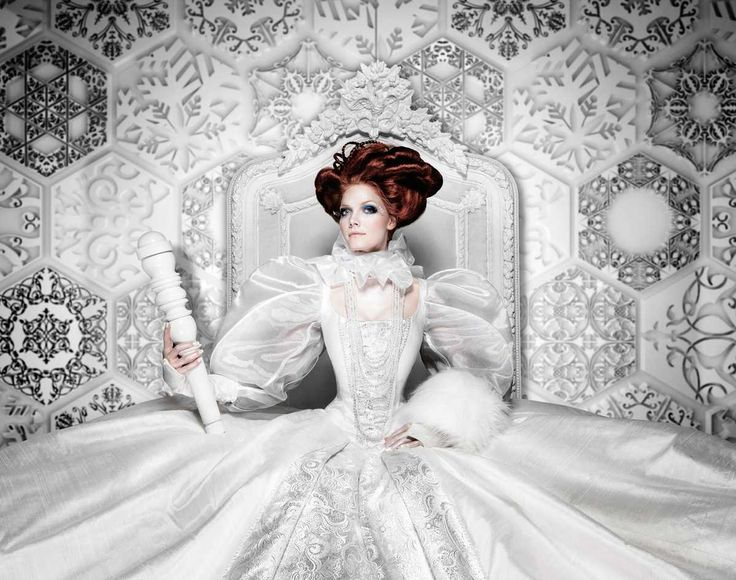White Queen - Marcel Wanders - pictures, photography, photo art online at LUMAS