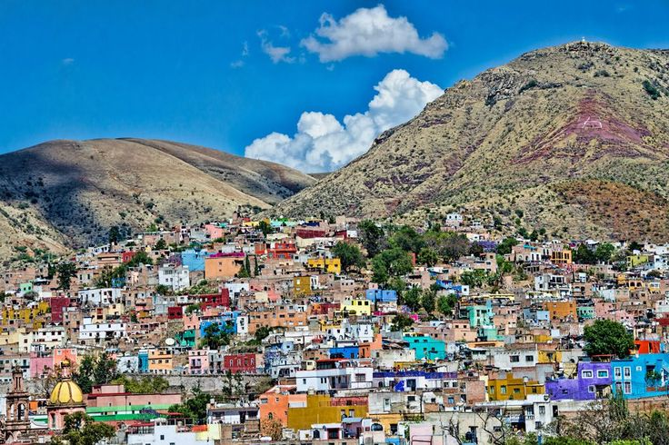 Guanajuato | 10 of the world's most colorful cities | MNN - Mother Nature Network