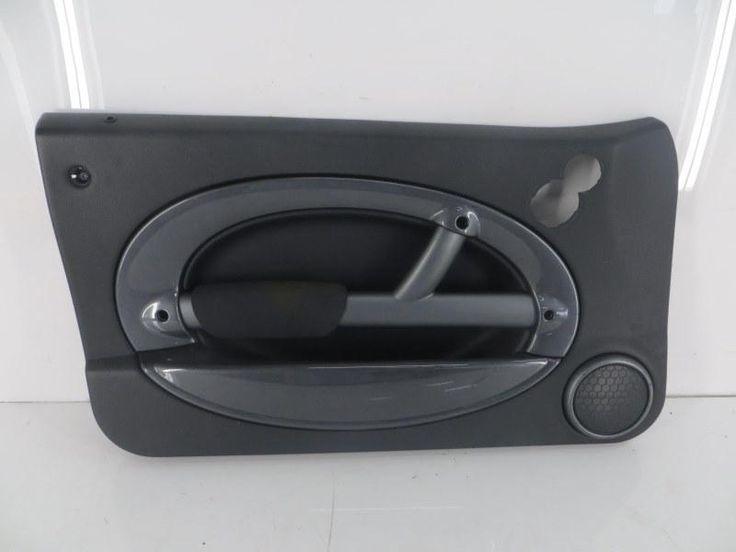 51417070629 02-04 Mini Cooper Left Front Door Trim Panel R50 R53 80