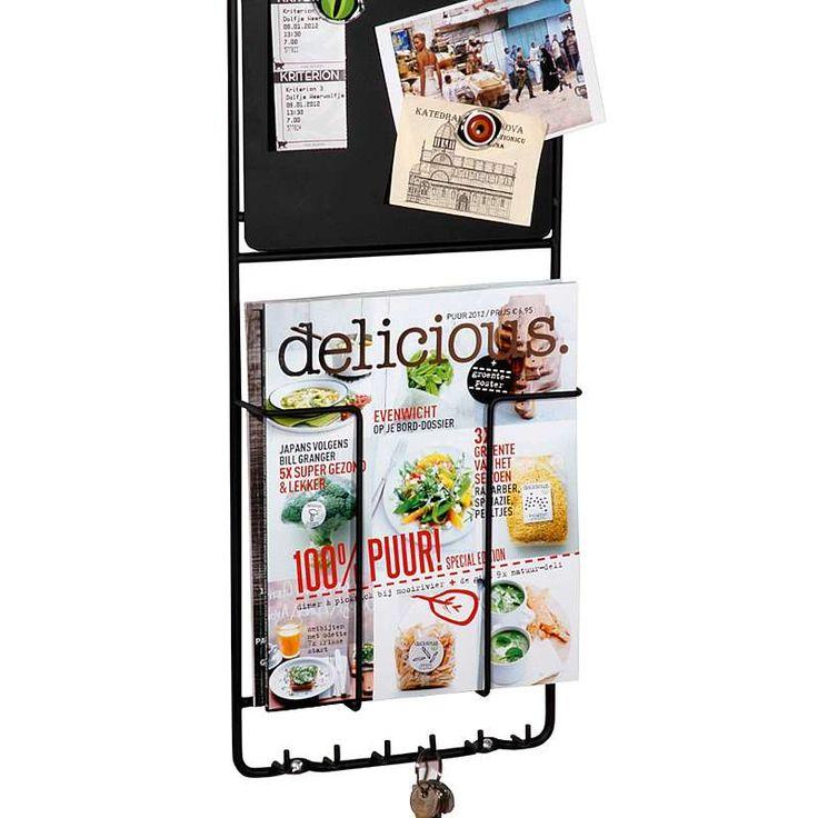 Meer dan 1000 ideeën over Tijdschriftenrek Wand op Pinterest - Opslag ...