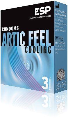 Τα Arting Feel Cooling έχουν αίσθηση δροσιάς με ραβδώσεις, είναι σχεδιασμένα για την αύξηση του πάθους και ενθουσιασμού καθώς αυξάνουν την διέγερση και για τους παρτενέρ.