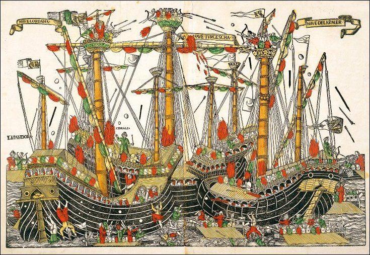 OTTOMAN SHIPS