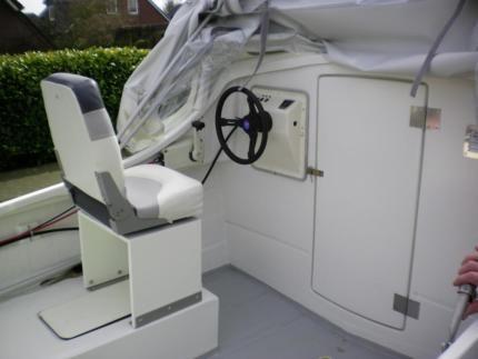Mayland Fisherman 16 Angelboot Kajütboot mit Trailer und Motor in Schleswig-Holstein - Ostenfeld (Husum) | Gebrauchte Boote und Bootszubehör | eBay Kleinanzeigen