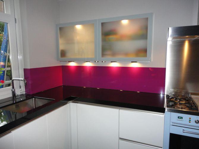 78+ images about (Gewaagde) kleuren voor keuken achterwand - Bold ...