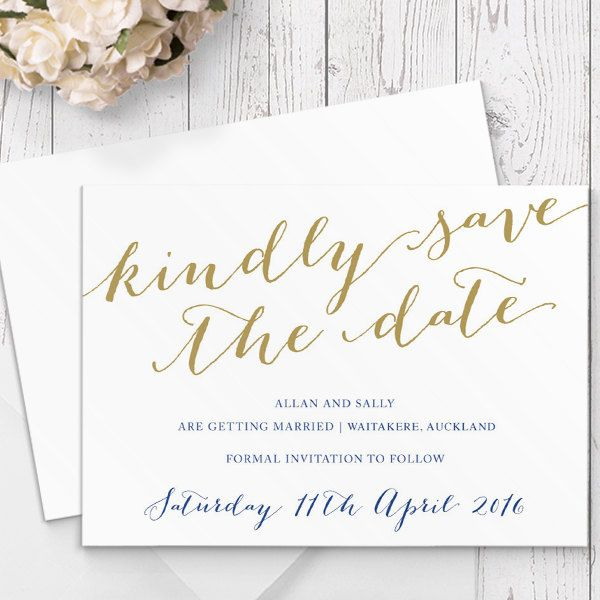 59 best images about Save The Date cards on Pinterest | Charcoal ...