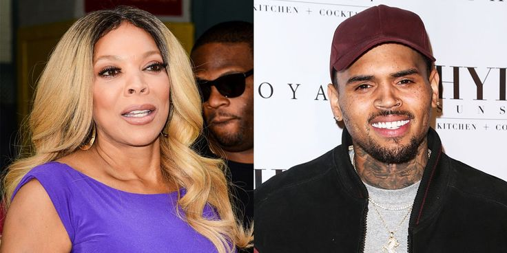Chris Brown Links Wendy Williams' Graves' Disease Diagnosis To Bad Karma In New Report #ChrisBrown, #TravisScott celebrityinsider.org #Entertainment #celebrityinsider #celebritynews #celebrities #celebrity