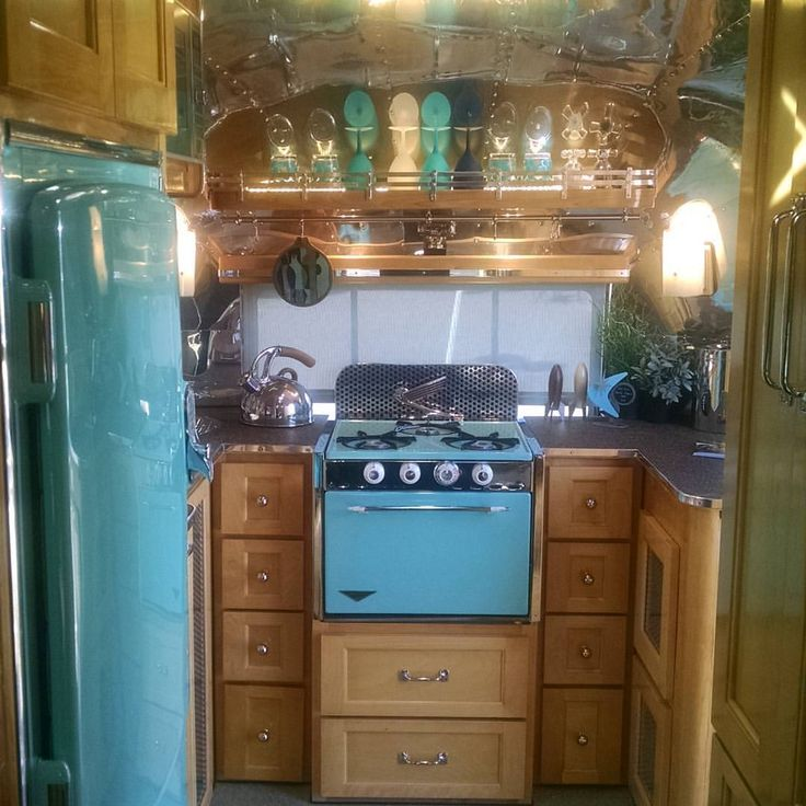 Inside Travel Trailers: 15746 Best Great Way To Go Vintage... Images On Pinterest