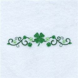 Irish clover line