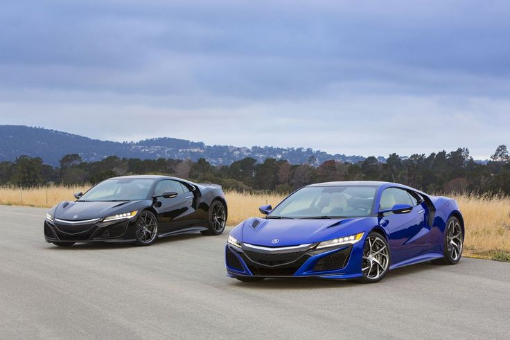 Acura's $156,000 hybrid supercar is the anti-Lamborghini | The Verge