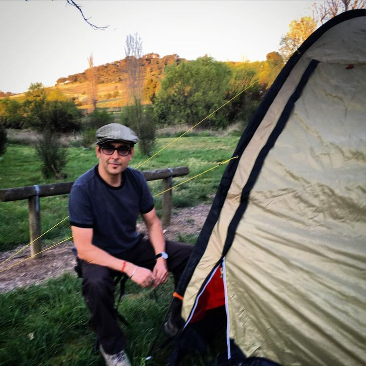 Wilderness - camping #rajsuri #nsw #australia October 2015 #environment #nature #country #break #getaway #travel  (at Goulburn, New South Wales)Follow @RajSuri ]]>