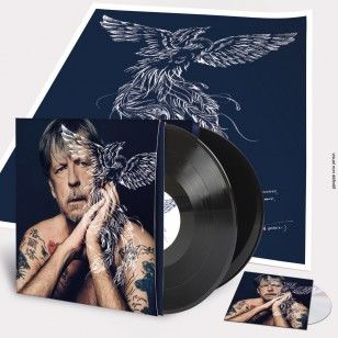 Renaud 2LP + CD + lithographie