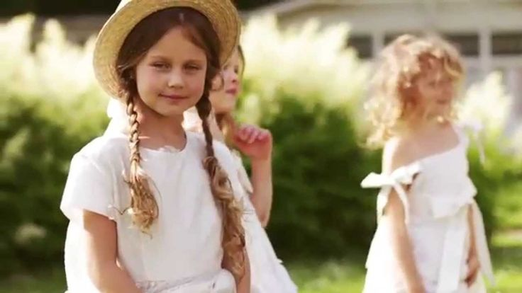 Aristocrat Kids - setting the mood for RoyalGarden SS2015