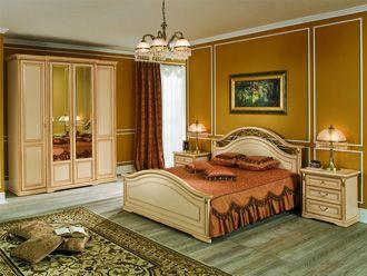 Выбираем цвета и материалы кровати для спальни