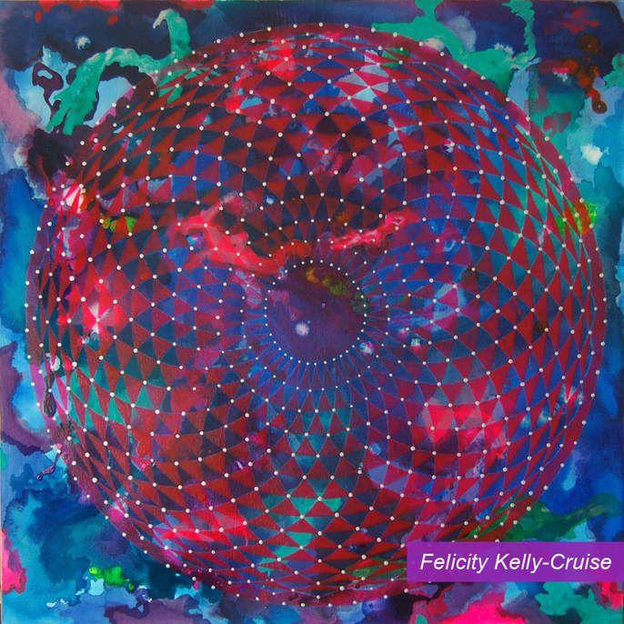 I am that, I am! Artworks - Felicity Kelly-Cruise