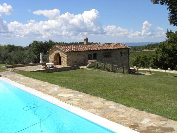 San Donato In Poggio: Maison / villa - Barberino Val d''Elsa - Chianti | Homelidays