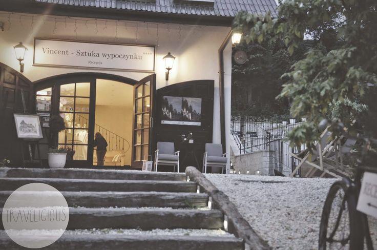 TRAVELICIOUS: Prowansalski pensjonat w Kazimierzu Dolnym - Vincent. Sztuka wypoczynku.