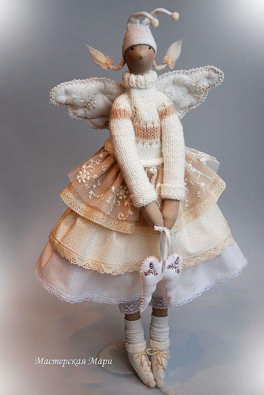 """Купить Юкси :) Ангел Тильда Коллекция """"Будьте моим... Ангелом!"""" - тильда, ангел, фея"""