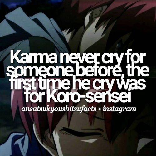 gambar anime, anime red hair, and karma akabane