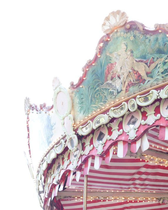 <3Dreams, Carnivals, Pink Ribbons, Fine Art Photography, Nurseries Wall Art, Art Posters, Girly Girls, Carousels, French Home