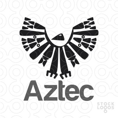 A - Logo Aztec  by GoldAngle