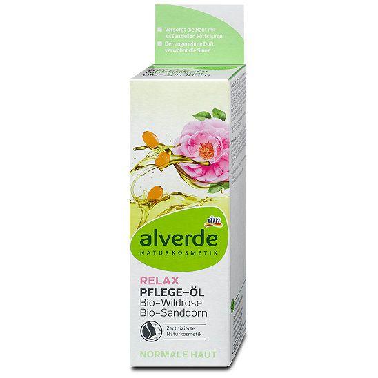 alverde Relax Pflege-Öl Bio-Wildrose Bio-Sanddorn, Körperlotions, Öle, für Erholungssuchende im dm Onlineshop direkt bestellen.
