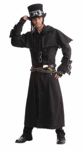 Men's Steampunk Duster Coat, Black, One Size Costume Forum Novelties Inc.,http://www.amazon.com/dp/B004QGW1HE/ref=cm_sw_r_pi_dp_plD5sb18QZ27TTZB