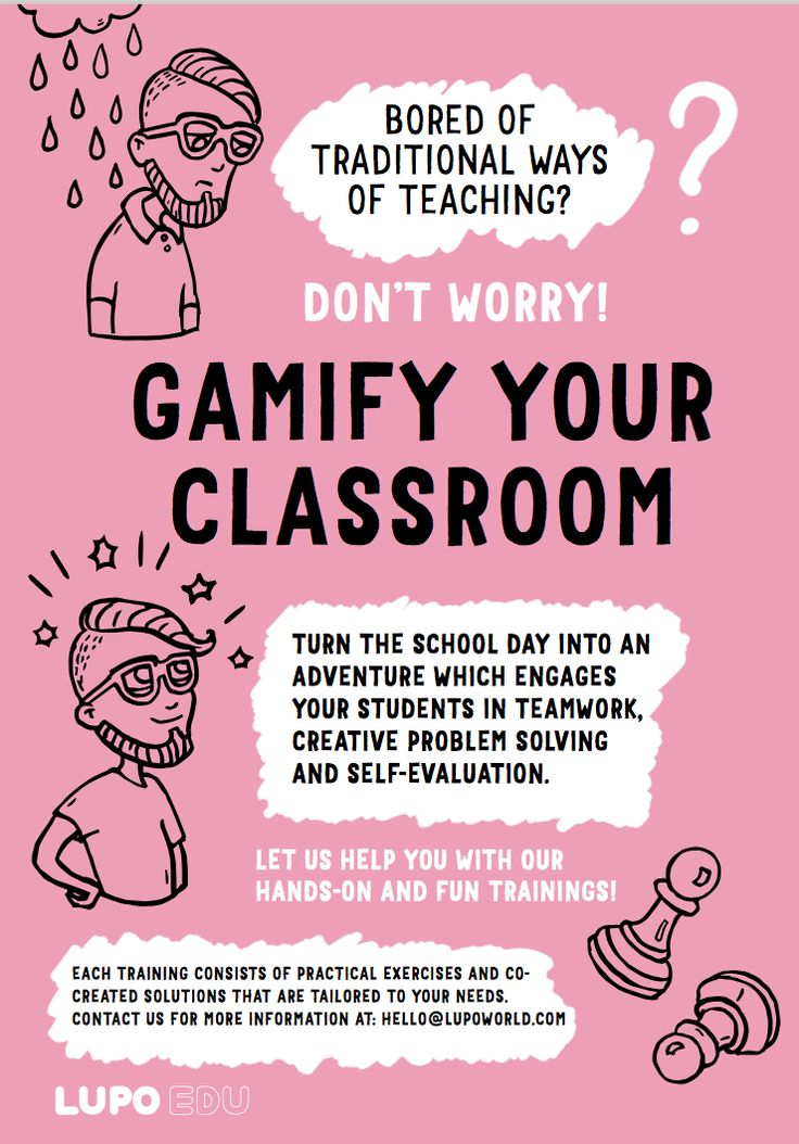 Gamify your classroom!! Let us help you with our hands-on and fun trainings!  #science #traction #design #school #education #gamification #narrative #space #primaryschool #appliedarts #assignment #teamwork #creative #problem #solving #self-evaluation