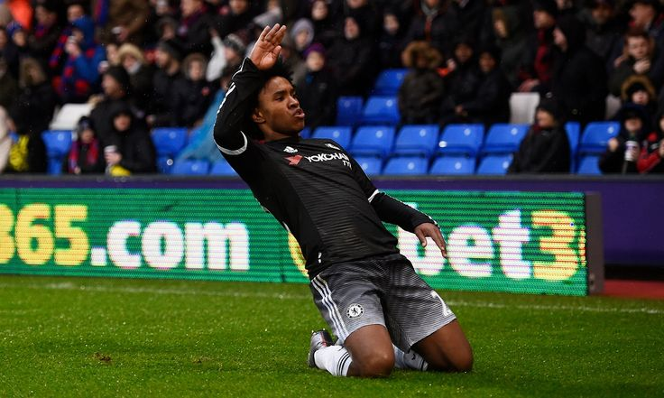3 January 2016 / Crystal Palace 0-3 Chelsea: Chelsea swagger past Crystal Palace with Willian goal a gem for Hiddink...