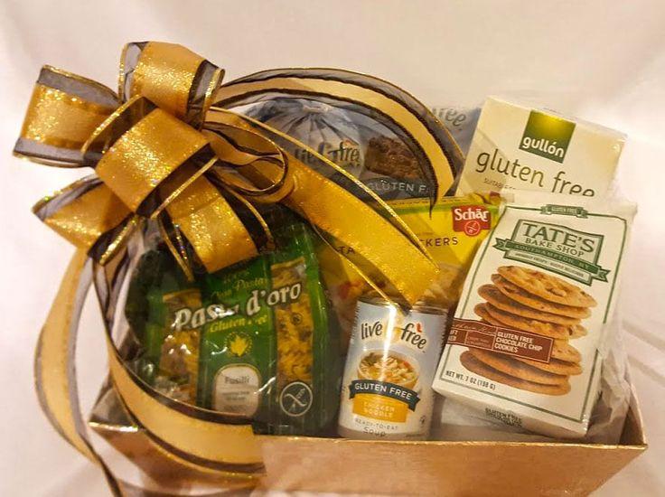 12 best gift baskets images on pinterest gift basket gift gluten free comfort foods gluten free gift basketsgluten negle Choice Image