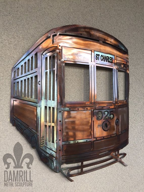 Hey, I found this really awesome Etsy listing at https://www.etsy.com/listing/198868474/new-orleans-st-charles-streetcar-20-inch