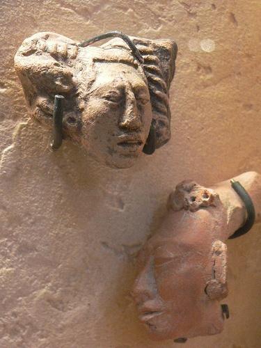 Maya Figurines Preclassic Period 1800 BCE-250 CE (8)