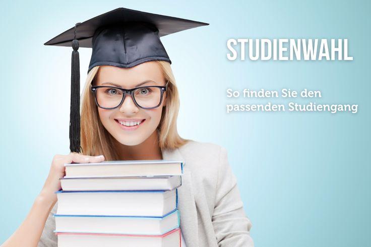 Die Studienwahl fällt vielen schwer. Jeder möchte auf Anhieb den perfekten Studiengang finden. Unser Dossier zeigt Ihnen dazu nützliche Tools und Online-Tests.  http://karrierebibel.de/studienwahl/