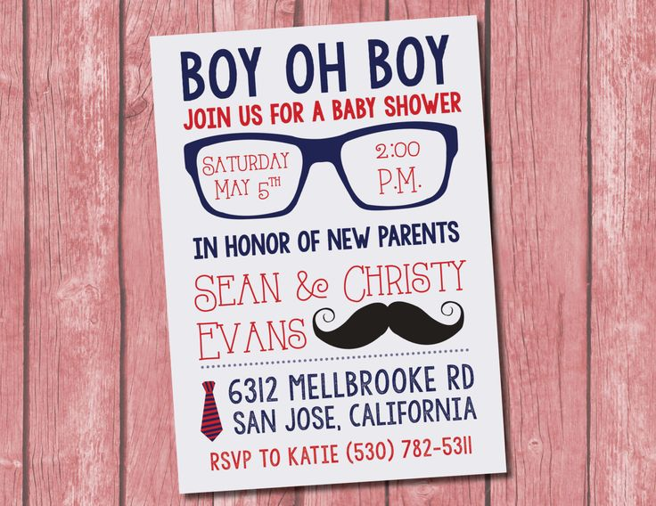Hipster Baby Shower Invitation 15 pack by BarnesInvitations on Etsy https://www.etsy.com/listing/238683752/hipster-baby-shower-invitation-15-pack