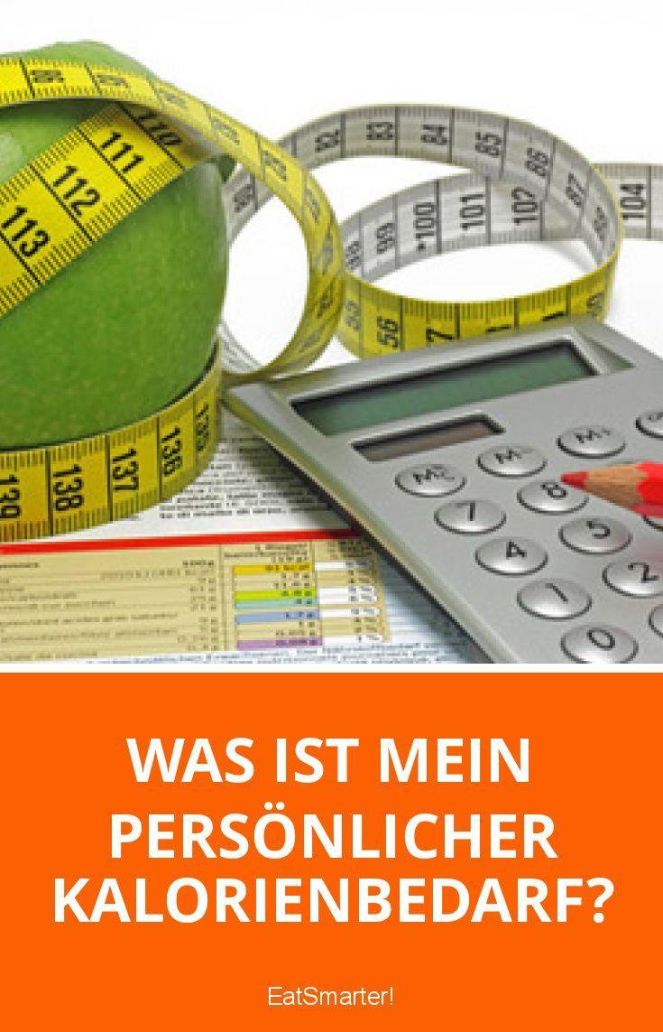 Was ist mein persönlicher Kalorienbedarf? | eatsmarter.de