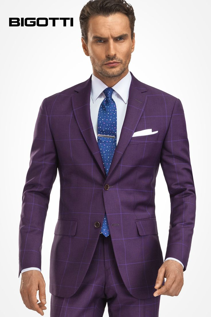 The #power of #purple  #Present in the #Bigotti #collection, the 2018 #colour of the #year can be #worn in #subtle #details and #accessories, but also as a #prevalent #colour in #major #pieces.  www.bigotti.ro