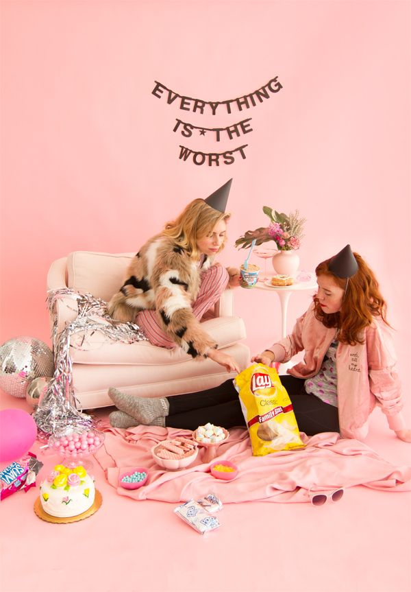 Pity Party | Oh Happy Day!