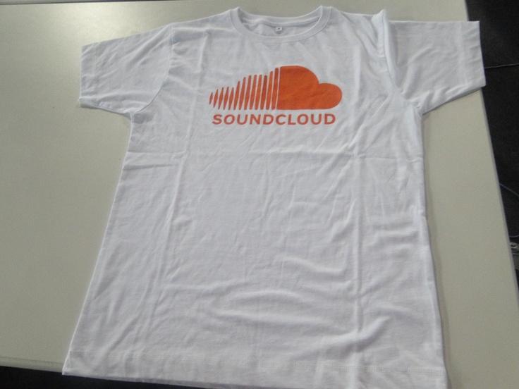 Promotional Soundcloud T Shirt
