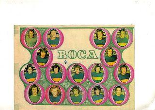 #BocaJuniors - 1974
