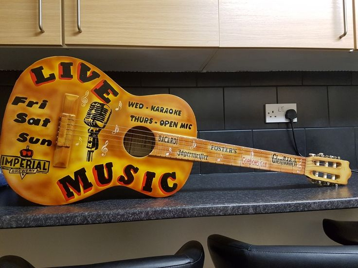 Imperial club guitar