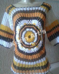 xerinbabyarts - Blusa Mandala... Eu fiz a minha... não me diga q vc ainda não tem a apostila da @katiamissau??? O que está esperando??? Corre e garanta a sua... e produza a sua da cor que vc quiser!!! É maravilhosa!! #crochetmandala #coloridos #crochêluxo #croche #roupasemcrochê #blusasemcroche #modacrochet #moda #tendencia #tendencia2016 #lojavirtual #artesanal #artesanato #tudo_de_bom #feitopormim #fashion #feitoamao #handcraft #handmade #aetiquetadaartemanual