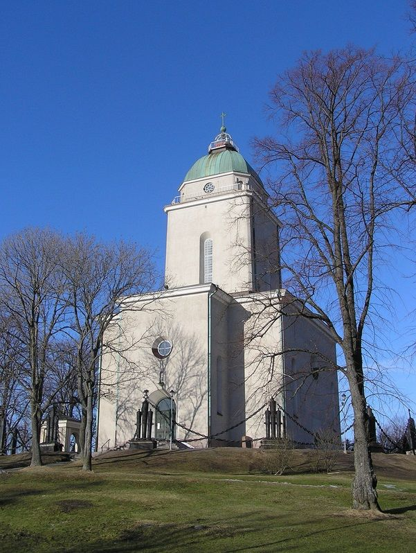 Suomenlinnan kirkko, Suomenlinna, Helsinki, Suomi Finland | via Pirkko K. - https://www.pinterest.com/pin/412572015839826962/