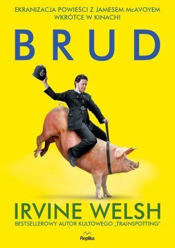 Brud -   Welsh Irvine , tylko w empik.com: 31,49 zł. Przeczytaj recenzję Brud. Zamów dostawę do dowolnego salonu i zapłać przy odbiorze!