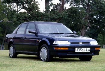 Honda Concerto Saloon UK-spec (MA) '1989–93