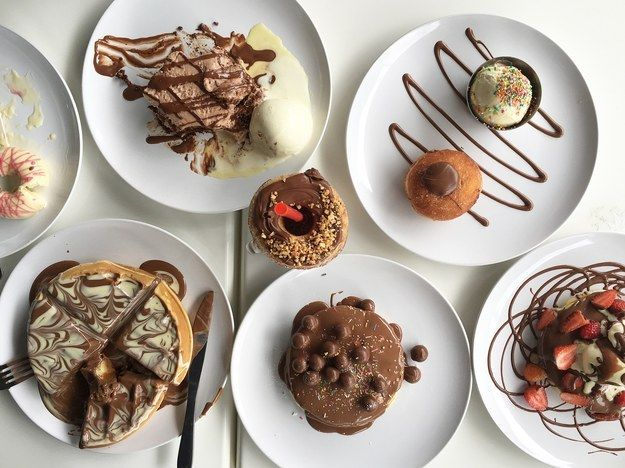Basically, if you like chocolate or Nutella or desserts, you should get to this place immediately. | We Visited Sydney's New Nutella Café To See What All The Fuss Is About