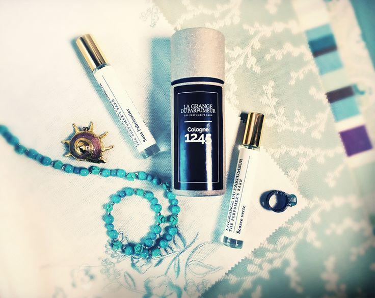 Collection de Cologne 1245 - La Grange du Parfumeur lagrangeduparfumeur.com Cologne 1245 en duo ensoleillé [Écorce verte & Sous l'abricotier] #cologne #parfum #naturalbeauty #faitauquebec #parfumerie