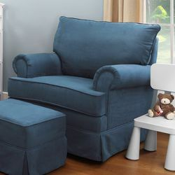 Baby Relax Taline Swivel Glider and Ottoman & Reviews | Wayfair