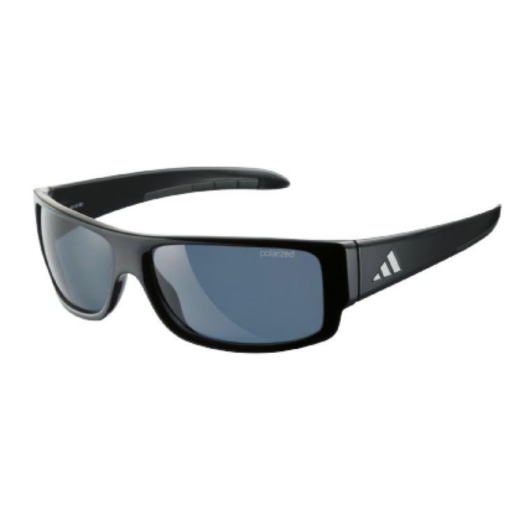 Adidas Kundo Black Polarized Grey   $115.00